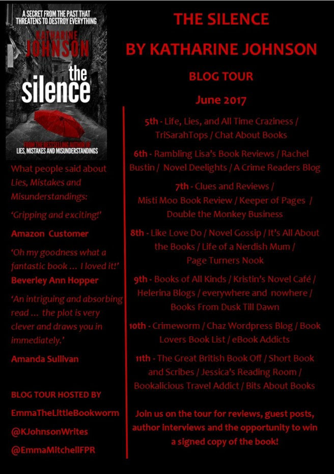 The Silence BT Banner