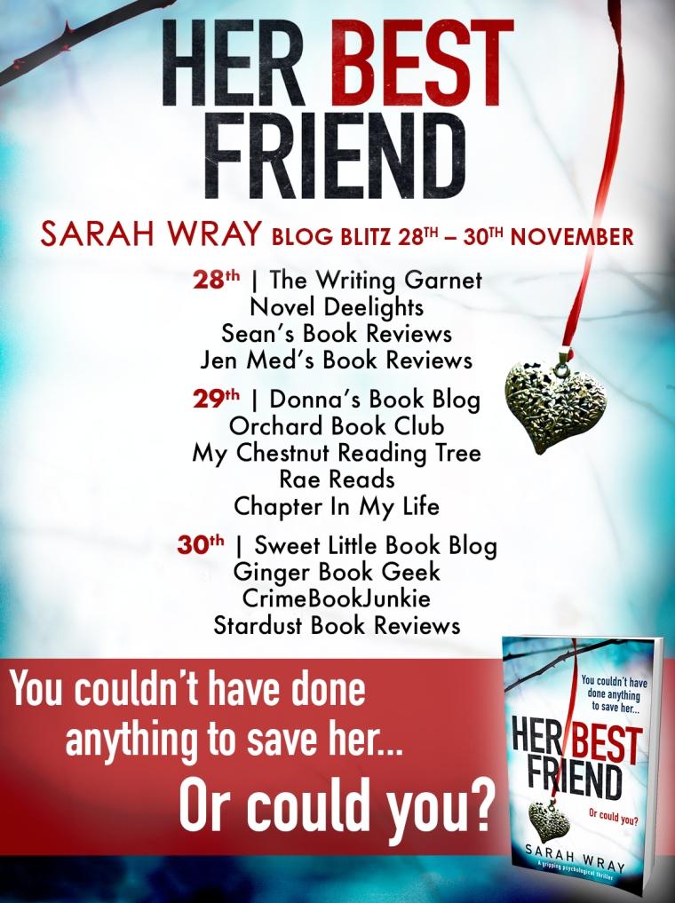 Her Best Friend - Blog Tour